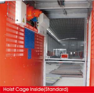 Building Hoist/Elevator/Construction Hoist pictures & photos
