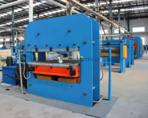 Rubber Conveyor Belt Hydraulic Platen Vulcanizing Press Curing Press Vulcanizer Machine pictures & photos