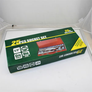 Hot Sale in Tailand 25PCS Dr. Socket Set Vehicle Repair pictures & photos