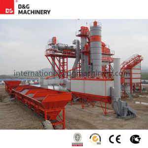 240 T/H Hot Batching Asphalt Mixing Plant / Asphalt Plant for Road Construction