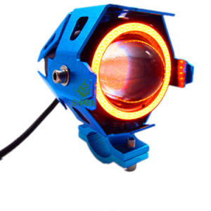 U7LED Motorcycle Headlight Double Beam 60W Motorcycle LED Headlight pictures & photos