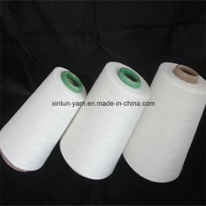 Hand Knitting Weaving 100% Polyester Spun Yarn (20-40s) pictures & photos