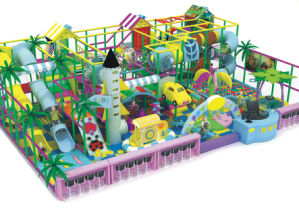 Indoor Amusement Park Playground Equipment (TY-7T1901) pictures & photos