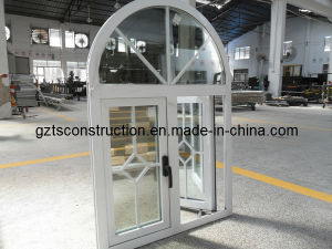 Double Glazing Window Aluminium Casement Window with AS/NZS2208 Glass pictures & photos