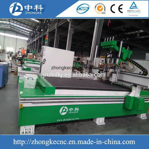 Pneumatic Four Heads Atc Model Wood CNC Router Machine/Engraving Machine pictures & photos