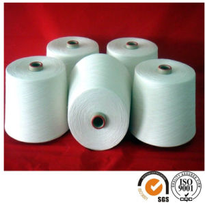 High Quality Yarn for Water/Air Jet Loom (100% Polyster) Bright pictures & photos