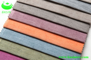 Two-Color Woven Fleece Sofa Fabric (BS4016) pictures & photos