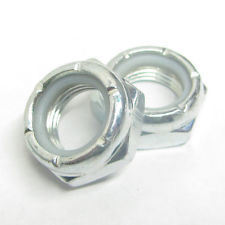 Hexagonal Nylon Lock Nut (Thin) with Good Quality, New, 2016 pictures & photos