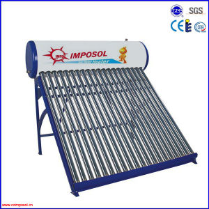 Compact Pressurized Solar Water Heater for Home pictures & photos