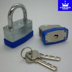 Laminated Padlock Without Clinder (1503) pictures & photos