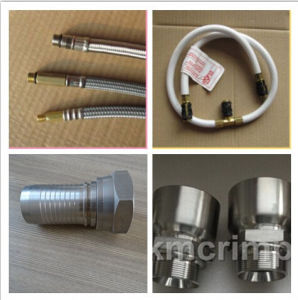 Hydraulic Nut/Ferrule Crimping Machine/Crimper/Swager Price pictures & photos