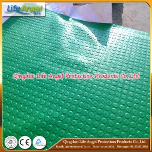 Cheap and High Density Green Coloranti-Slip Rubber Sheet