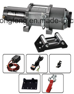 Electric Winch P4000-1d with CE pictures & photos