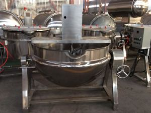 New Design Facotry Price 500L Chickpeas Cooker pictures & photos