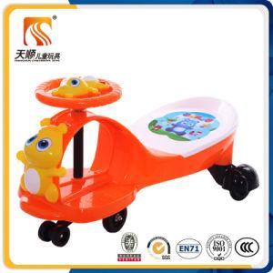 Cartoon Bear Baby Swing Car Made by Tianshun pictures & photos