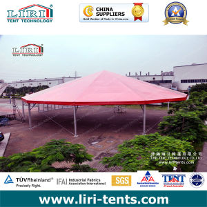 Custom Made Tent Dodecagon Hotel for Wedding Party and Event pictures & photos