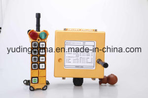 Single Speed Industrial Wireless Radio Remote Control F21-8s pictures & photos