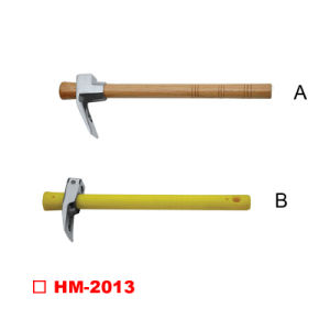 Adze with Self-Locking Wooden Handle pictures & photos