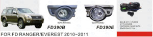 Front Fog Lamp for Ford Ranger/Everest 2010-2011