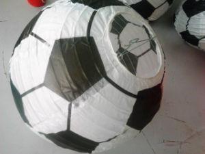 Paper Lantern 12 Inch/Soccer Lantern