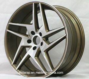 Alloy Car Wheel/Wheel Rim/After Market Wheel/Wheel in Guangzhou pictures & photos