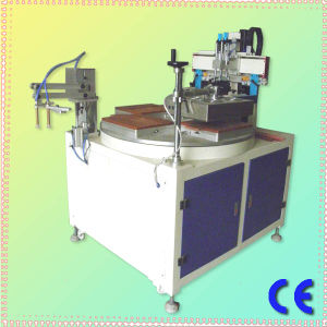 Ruler Silk Screen Printing Machine with Robot and Drying Device