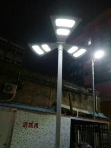 15W LED 30W PV Integrated Solar Garden Lighting (SNSTY-215) pictures & photos
