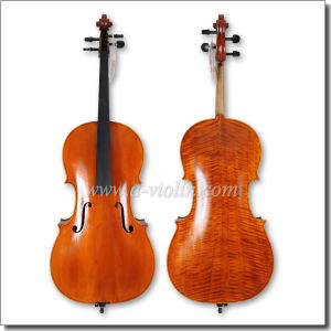 High Grade Handmade Flamed Advanced Spruce Cello (CH150T) pictures & photos