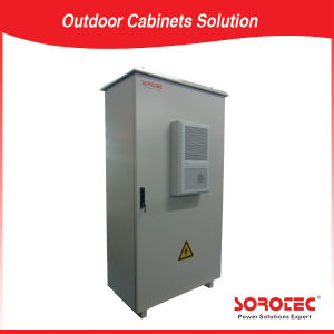 Waterproof Made in China Electric Equipment Outdoor Cabinet 1 - 10kVA pictures & photos