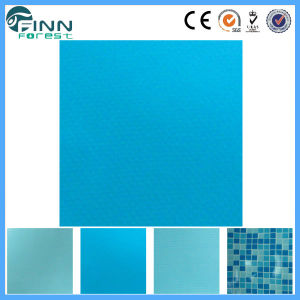 High Quality Swimming Pool PVC Mosaic Liner pictures & photos