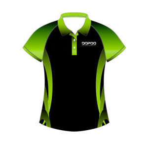 Women′s New Design Polo Shirts for Golf Sports pictures & photos