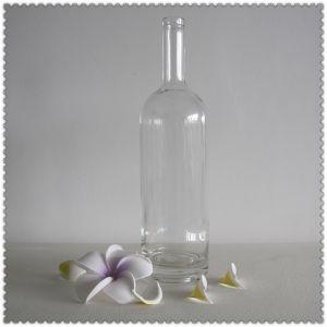 1000ml Empty Glass Liquor Bottle pictures & photos