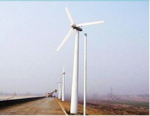 7kw Horizontal Axis Wind Turbine (HAWT from 100W to 20KW) pictures & photos