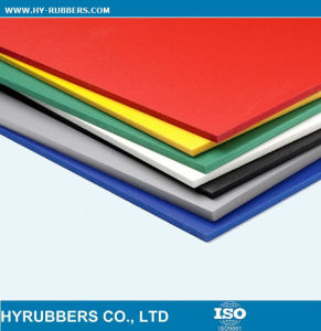 High Density PVC Plastic Sheet pictures & photos