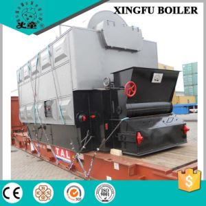 Fire Tube Chain Grate Coal Biomass Fired Steam Boiler pictures & photos