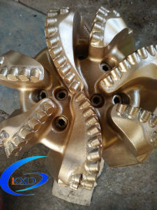 5 1/2 Inch PDC Drag Bit with 7 Blades pictures & photos