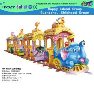 High Quality Large Animal Cartoon Amusement Train (HD_10301) pictures & photos
