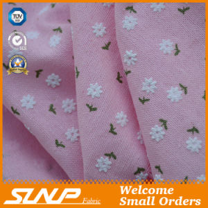 Fashion Cotton/Spandex Printing Apparel Fabric