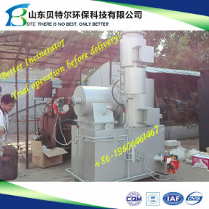 15kgs/Hr. Small Smokeless Medical Waste Incinerator for Hospital Use pictures & photos