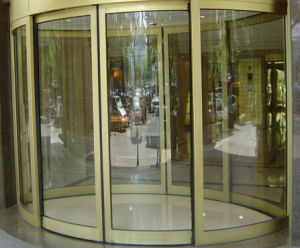 Automatic Sliding Door with Clear Door (DS-A100) pictures & photos