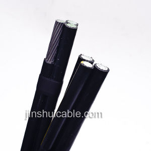 ASTM 1kv Tiplex Aluminum Cable pictures & photos