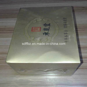 Cheap Price Automatic Tea Box Heat Shrink Wrapping Machine pictures & photos
