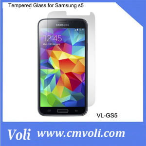 For Samsung Galaxy S5 Tempered Glass Screen Protector pictures & photos