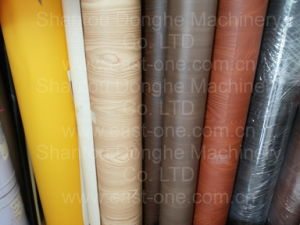 Eco-Friendly Decorative Film/ Furniture Decoration / Protection Film (PP polypropylene) pictures & photos