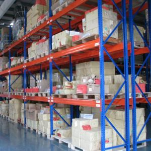 Heavy Duty Warehouse Pallet Racking System/Storage Rack/Pallet Rack/Rack pictures & photos