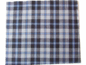 Wool Cotton Shirt Fabric (12C001-2)