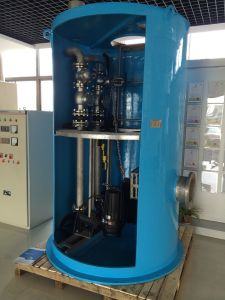 YTS Complete Embeded Pump Station pictures & photos