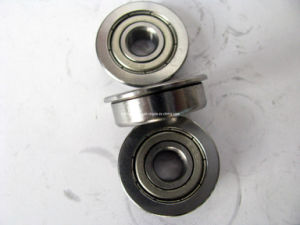 China Factory Large Stock Flanged Ball Bearing F603zz F604zz F605zz pictures & photos