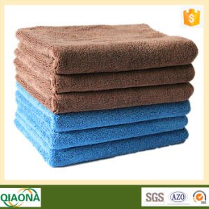 Popular Super Thick Microfiber Floor Mop Cloth (11NFF831)