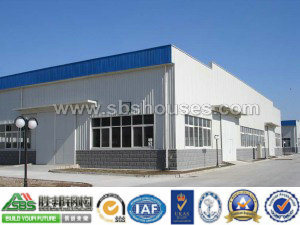Sbs Steel Sheeting Prefabricated Building pictures & photos